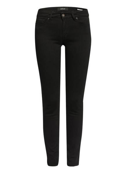 REPLAY Skinny Jeans NEW LUZ, Farbe: 098 BLACK (Bild 1)