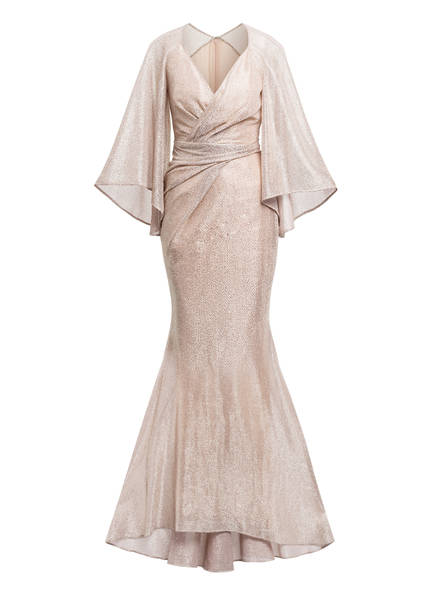 TALBOT RUNHOF Abendkleid CONLEY1, Farbe: GOLD/ ROSÉ (Bild 1)