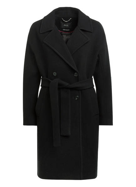 SET Mantel, Farbe: SCHWARZ (Bild 1)
