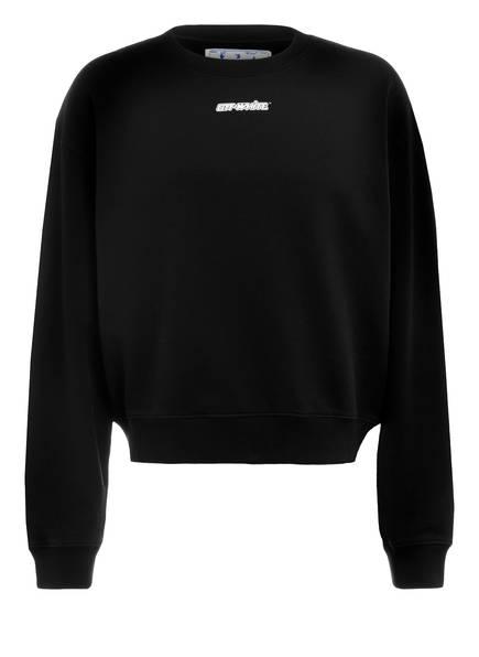 OFF-WHITE Sweatshirt, Farbe: SCHWARZ/ PINK (Bild 1)