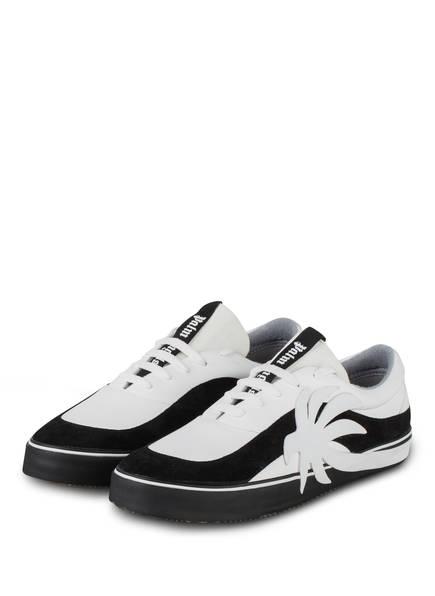 Palm Angels Sneaker PALM, Farbe: WEISS/ SCHWARZ (Bild 1)