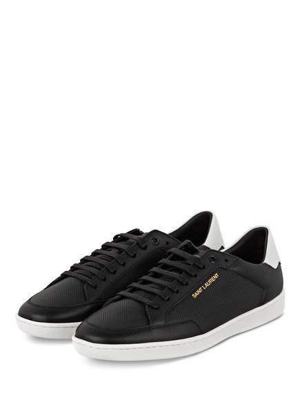 SAINT LAURENT Sneaker, Farbe: SCHWARZ (Bild 1)