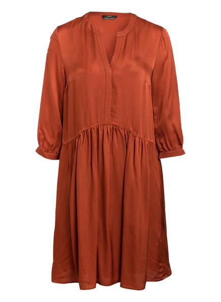 SET Kleid mit 3/4-Arm, Farbe: COGNAC (Bild 1)