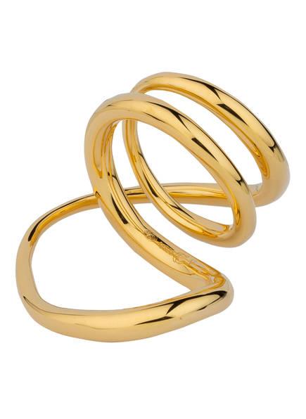 Charlotte CHESNAIS Ring ROUND TRIP, Farbe: GOLD (Bild 1)