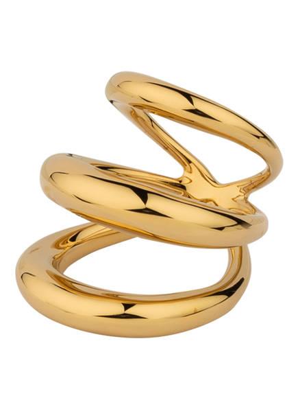 Charlotte CHESNAIS Ring ECHO, Farbe: GOLD (Bild 1)