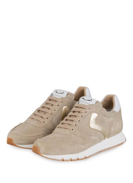 VOILE BLANCHE Plateau-Sneaker JULIA, Farbe: BEIGE (Bild 1)