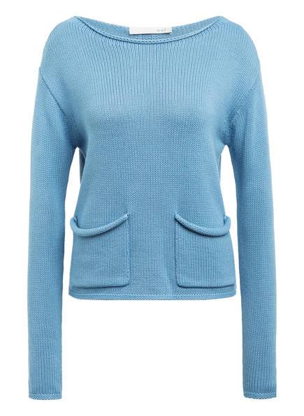 oui Pullover, Farbe: BLAU (Bild 1)