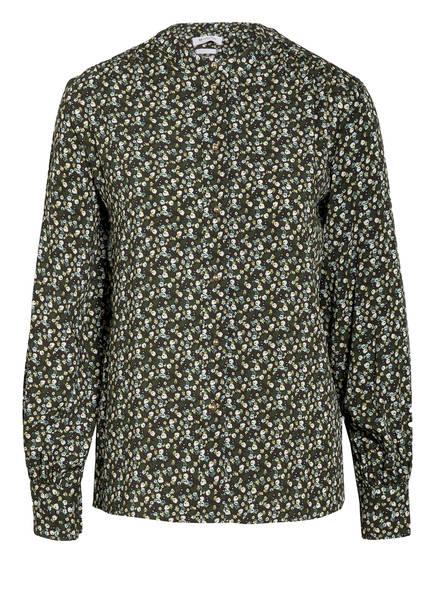 rich&royal Bluse, Farbe: DUNKELGRÜN/ HELLBLAU/ WEISS (Bild 1)