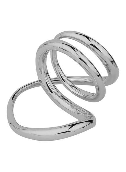Charlotte CHESNAIS Ring ROUND TRIP, Farbe: SILBER (Bild 1)