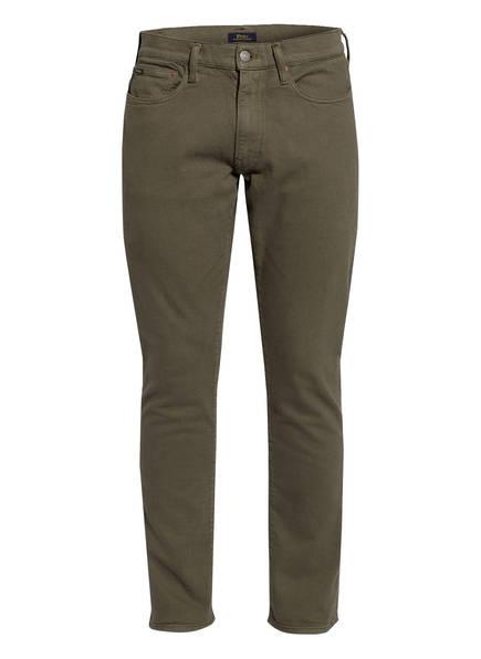 POLO RALPH LAUREN Jeans SULLIVAN SLIM Slim Fit, Farbe: OLIV (Bild 1)