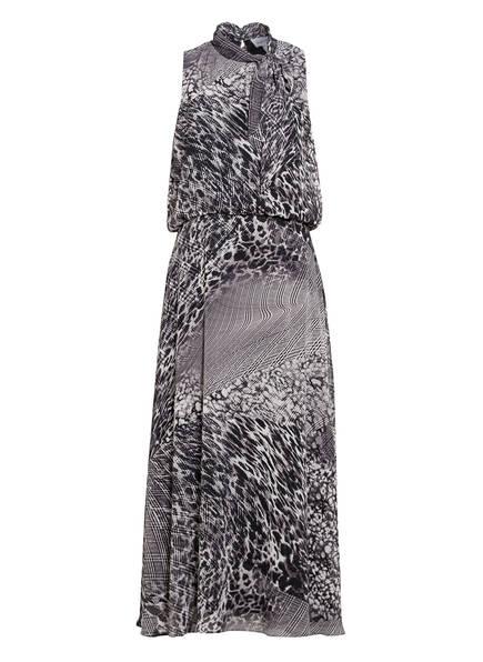 Joseph Ribkoff Kleid mit Schluppe, Farbe: SCHWARZ/ CREME (Bild 1)