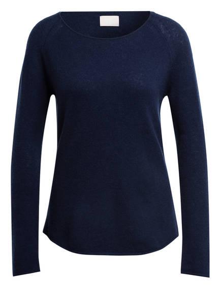 Mrs & HUGS Cashmere-Pullover , Farbe: DUNKELBLAU (Bild 1)