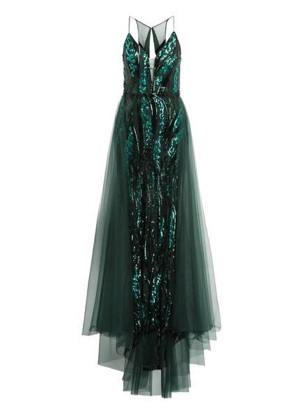 MASCARA Abendkleid mit Stola, Farbe: GRÜN (Bild 1)