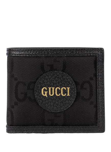 GUCCI Geldbörse OFF THE GRID , Farbe: 1000 BLACK	 (Bild 1)