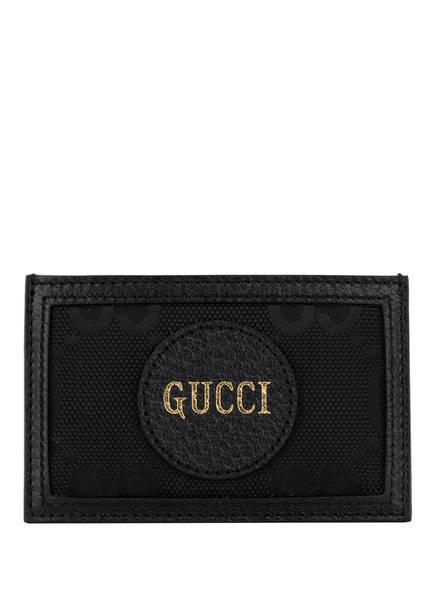 GUCCI Kartenetui, Farbe: 1000 BLACK (Bild 1)