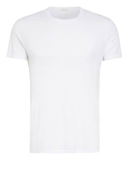 American Vintage T-Shirt DECATUR, Farbe: WEISS (Bild 1)