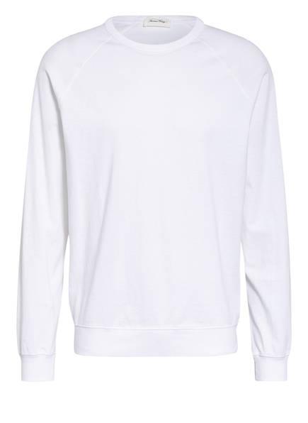 American Vintage Sweatshirt DINGCITY, Farbe: WEISS (Bild 1)
