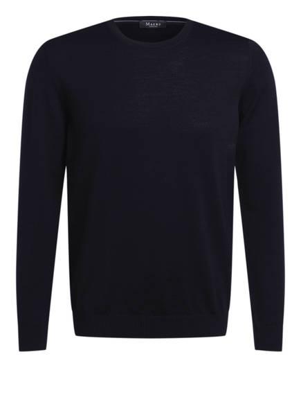 MAERZ MUENCHEN Pullover, Farbe: DUNKELBLAU (Bild 1)