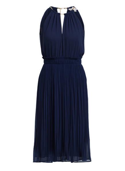 MICHAEL KORS Plissee-Kleid, Farbe: DUNKELBLAU (Bild 1)