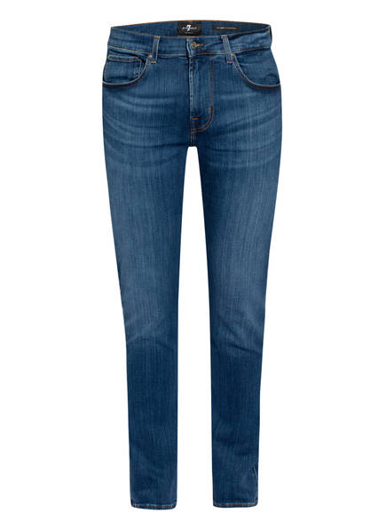 7 for all mankind Jeans SLIMMY Tapered Fit, Farbe: DARK BLUE (Bild 1)