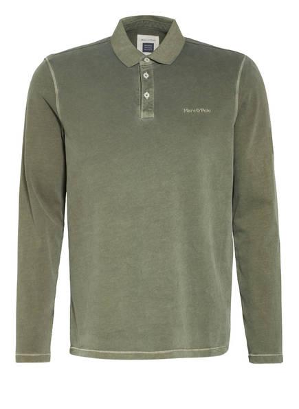 Marc O'Polo Poloshirt Regular Fit, Farbe: OLIV (Bild 1)