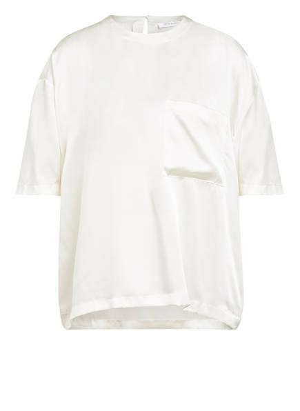 ANINE BING Blusenshirt aus Seide , Farbe: ECRU (Bild 1)