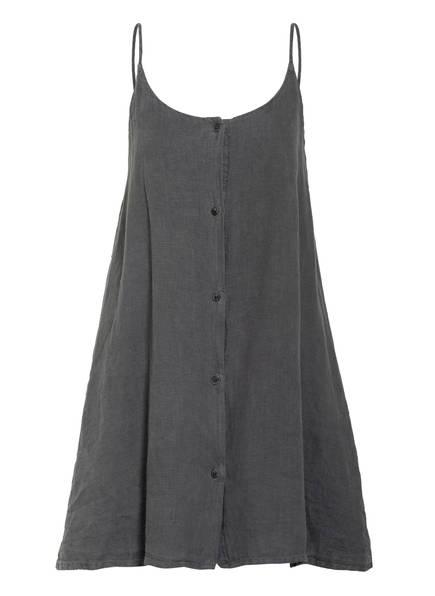 American Vintage Leinenkleid , Farbe: DUNKELGRAU (Bild 1)