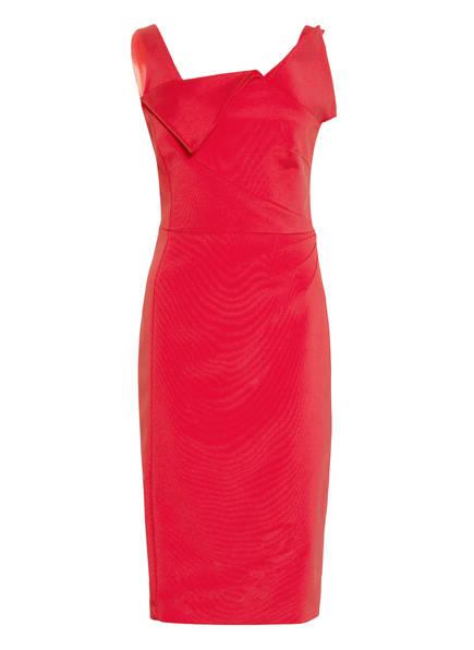 damsel in a dress Etuikleid KAZI, Farbe: DUNKELROT (Bild 1)
