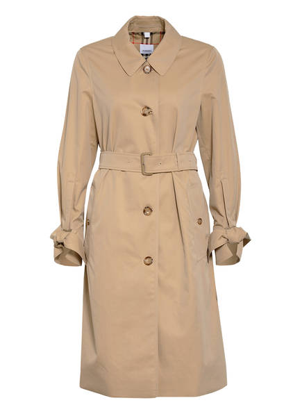 BURBERRY Trenchcoat CLAYGATE, Farbe: BEIGE (Bild 1)
