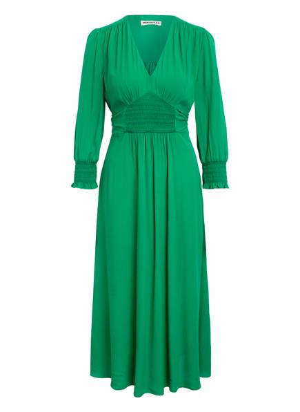 WHISTLES Kleid ZENNA mit 3/4-Arm, Farbe: GRÜN (Bild 1)