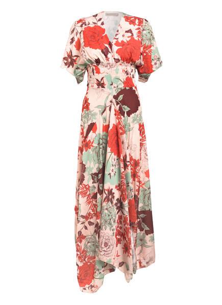 RINASCIMENTO Kleid, Farbe: NUDE/ ROT/ GRÜN (Bild 1)