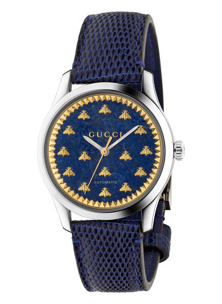 GUCCI Armbanduhr G-TIMELESS, Farbe: BLAU (Bild 1)