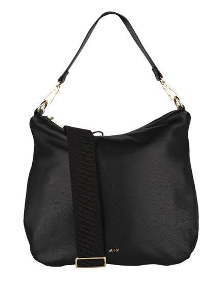 abro Hobo-Bag ERNA , Farbe: SCHWARZ (Bild 1)