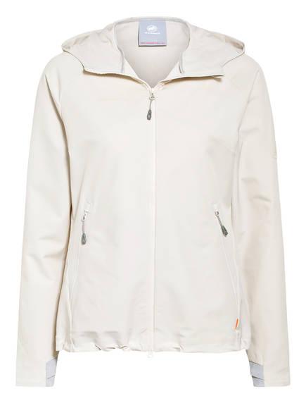 MAMMUT Softshell-Jacke MACUN, Farbe: CREME (Bild 1)