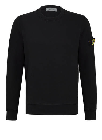 STONE ISLAND Sweatshirt, Farbe: SCHWARZ (Bild 1)