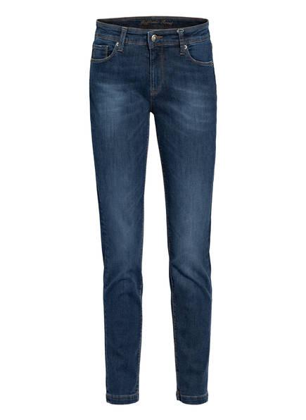 RAFFAELLO ROSSI Skinny Jeans VIC, Farbe: 863 BLACK/BLUE (Bild 1)