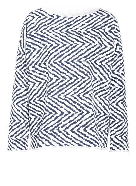 Juvia Sweatshirt, Farbe: BLAU/ WEISS (Bild 1)