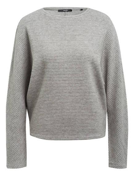 someday Pullover UFANI, Farbe: HELLGRAU/ GRAU MELIERT (Bild 1)