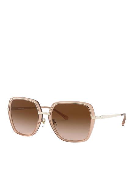 MICHAEL KORS Sonnenbrille MK1075, Farbe: 101413 - HELLBEIGE/ BEIGE VERLAUF (Bild 1)