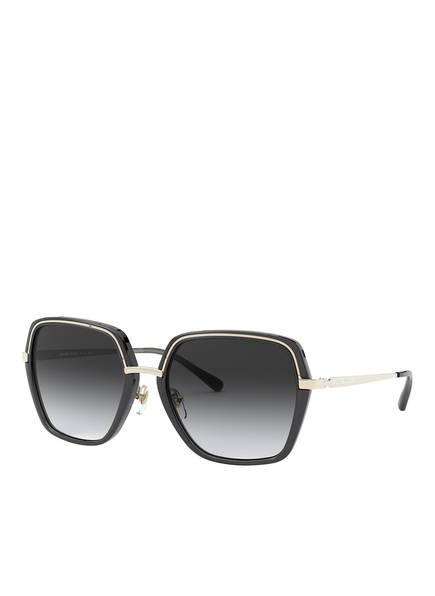MICHAEL KORS Sonnenbrille MK1075, Farbe: 10148G - GOLD/ SCHWARZ VERLAUF (Bild 1)