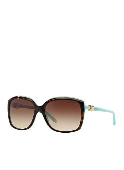 TIFFANY & Co. Sunglasses Sonnenbrille TF4076, Farbe: 81343B - HAVANA/ BRAUN VERLAUF (Bild 1)
