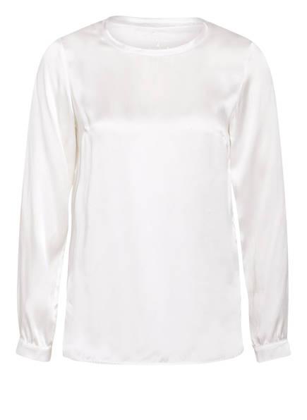 Princess GOES HOLLYWOOD Blusenshirt aus Seide, Farbe: WEISS (Bild 1)