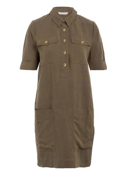 WHISTLES Kleid, Farbe: KHAKI (Bild 1)