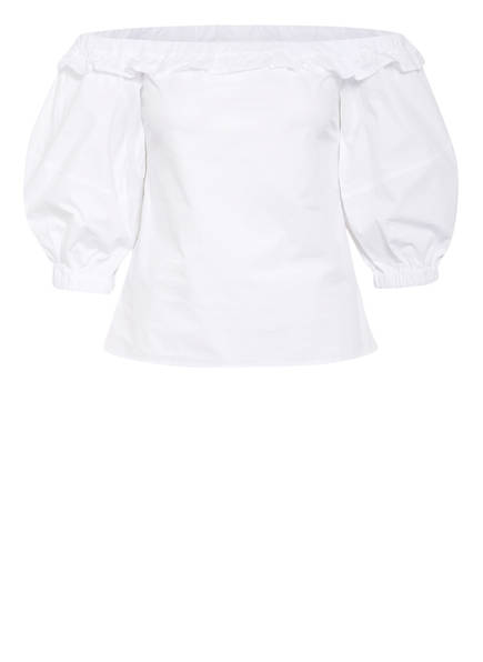 ba&sh Off-Shoulder-Bluse PASCAL mit 3/4-Arm, Farbe: WEISS (Bild 1)