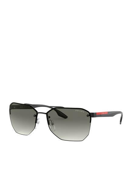 PRADA Sonnenbrille PS54VS, Farbe: 1AB3M1 - SCHWARZ/ GRAU VERLAUF (Bild 1)