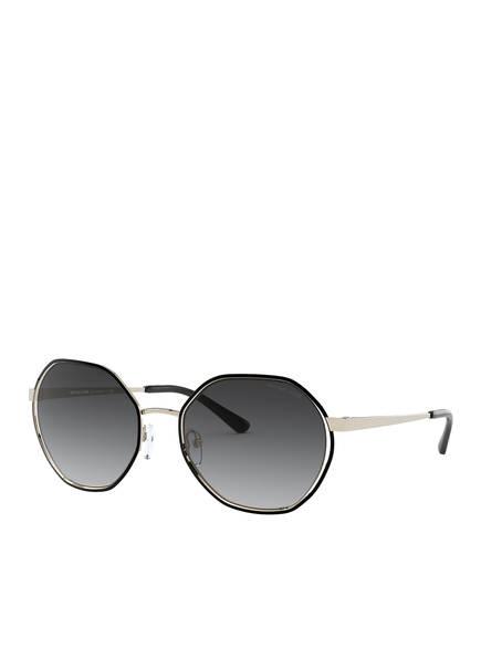 MICHAEL KORS Sonnenbrille MK1072, Farbe: 10148G - GOLD/ GRAU VERLAUF (Bild 1)