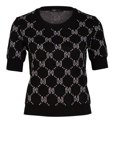maje Strickshirt MINA mit Glitzergarn, Farbe: SCHWARZ (Bild 1)