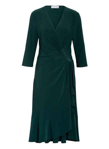 Joseph Ribkoff Kleid mit 3/4-Arm, Farbe: DUNKELGRÜN (Bild 1)