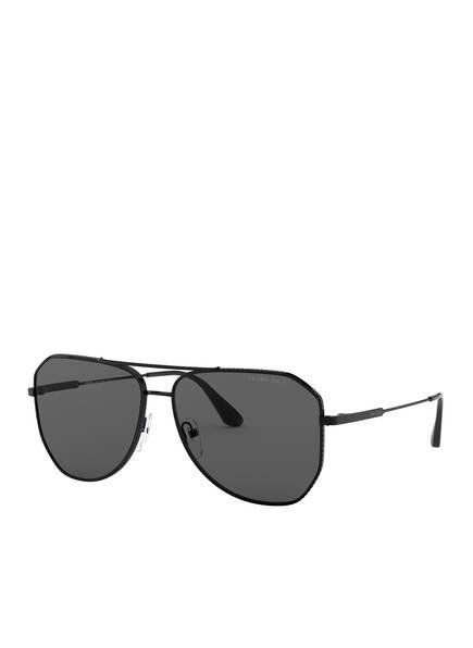 PRADA Sonnenbrille PR 63XS, Farbe: 1AB08G - SCHWARZ/ SCHWARZ (Bild 1)