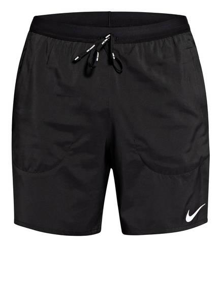 Nike 2-in-1-Laufshorts FLEX STRIDE, Farbe: SCHWARZ (Bild 1)